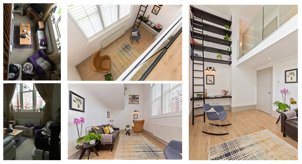 Home staging in hertfordshire